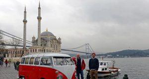 Mit dem Bulli von Istanbul ans Nordkap