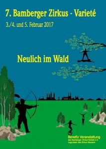 Bamberger Zirkusvarieté - Neulich im Wald