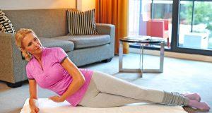 Ein regelmäßiges Koordinationstraining hilft, Rückenschmerzen vorzubeugen und sogar entgegenzuwirken.