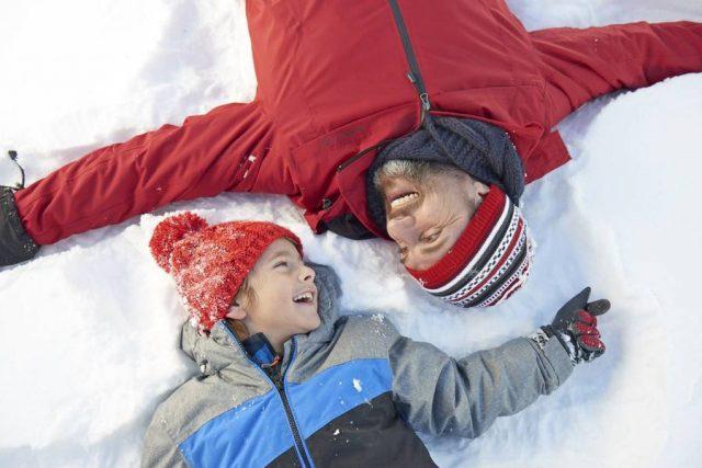 Mit starken Abwehrkräften kommen Groß und Klein gesund durch den Winter.