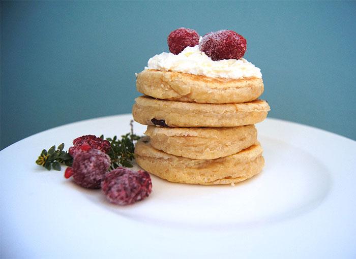 Welsh Cakes - Rezept