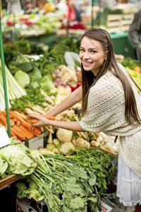 Frisches Gemüse ist die Grundlage einer basischen Ernährung.