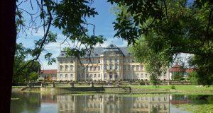 Schloss Werneck im Sommer