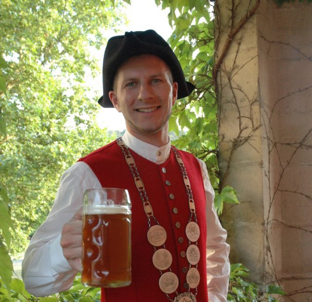 Landkreis Haßberge sucht neuen Bierprinz bzw. Bierprinzessin