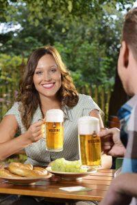 Ein ewig junger Klassiker unter den Ausflugszielen ist und bleibt der Biergarten.