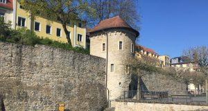 Die Schweinfurter Stadtmauer
