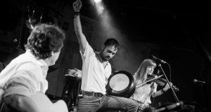 Die Folk Band Ganaim