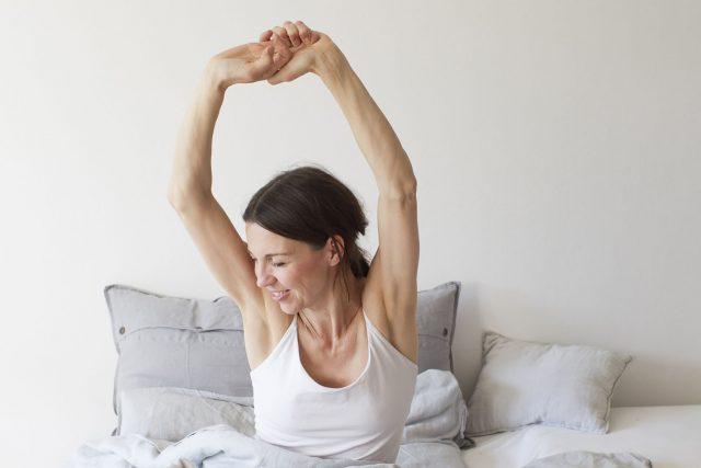 Morgens frisch und erholt aufwachen - das ist nicht nur wichtig für die Leistungsfähigkeit, sondern auch für die Gesundheit.