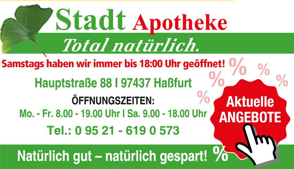 Stadt Apotheke Haßfurt