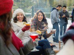 Mit wärmenden und geistvollen Getränken kann die Party auch bei frostigen Temperaturen starten.