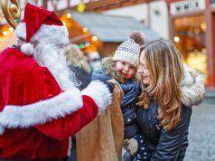 Am 6. Dezember bekommen die Kinder vom Nikolaus traditionsgemäß kleine Geschenke.