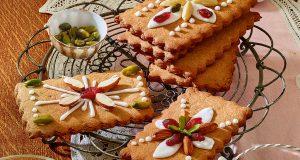 Das duftet nach Weihnachten: Selbst gebackenes Gingerbread mit Nüssen und Früchten ist eine süß-würzige und dabei ausgewogene Knabberei für die Feiertage.