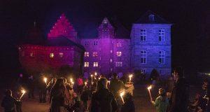 Winterszeit auf Schloss Eyrichshof