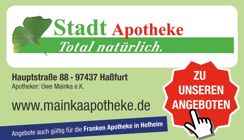 Mainka Apotheke Haßfurt