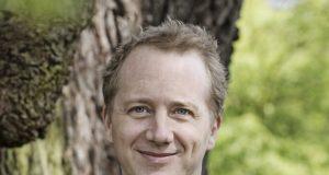 Dennis Gastmann auf dem Bamberger Literaturfestival
