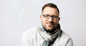 Timo Ameruoso beim Bamberger Literaturfestival