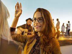 Neben den individuellen Gläsern bei der Gleitsichtbrille steht auch eine umfangreiche Auswahl unterschiedlicher Brillenfassungen zur Verfügung.