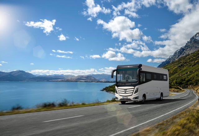Reisemobil Empire von Morelo