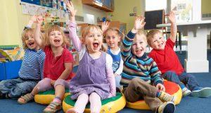 Im Kindergarten sind Kinder auf engem Raum zusammen - die Ansteckungsgefahr ist daher besonders hoch.