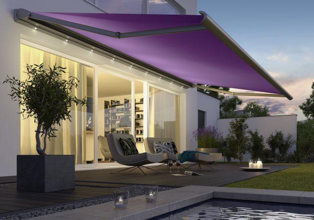 Setzen Sie individuelle Akzente auf Ihrer Terrasse.
