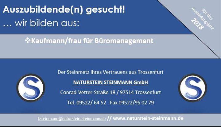 Naturstein Steinmann