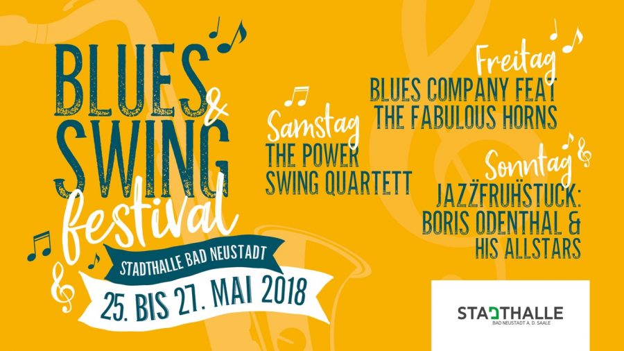 Blues & Swing Festival