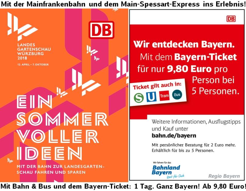 bayern ticket 2 personen
