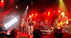 Erleben Sie The Troggs live in Schweinfurt.