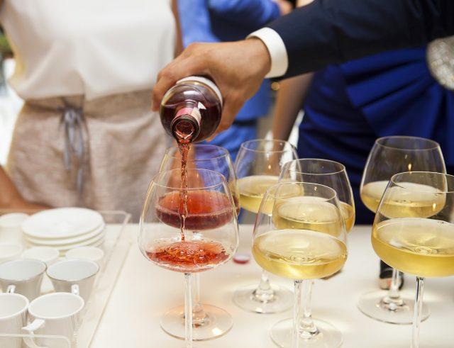 Größte Weinprobe der Welt in Nordheim am Main