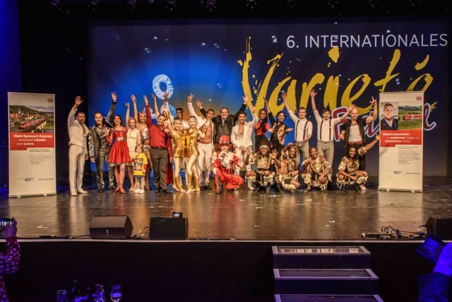 Internationales Varietefestival Sennfeld