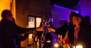 Sommerfest auf dem Weingut Dr. Heigel