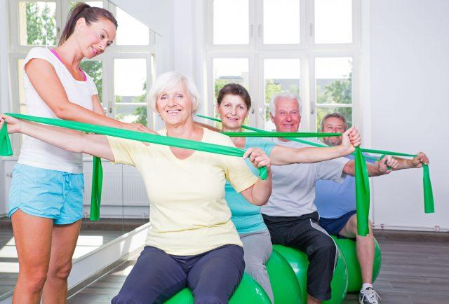 Partner und Freunde können zu Sport und bewusster Ernährung motivieren
