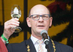 Thomas Stadelmann, 1. Bürgermeister von Zeil