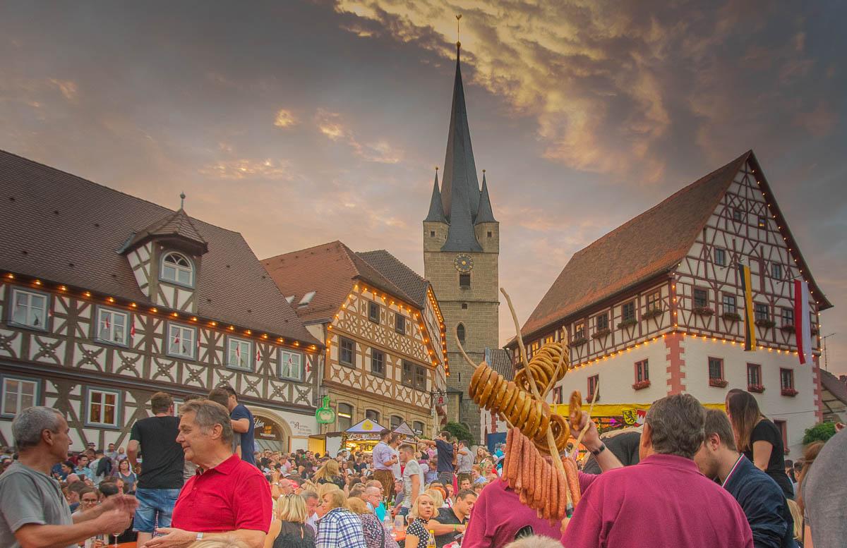 Musikfestival in zeil a main mainlike for Esszimmer zeil am main