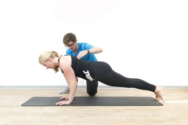 Personal Fitness Training im Bewegungsraum Haßfurt
