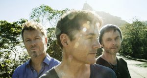 a-ha Electric Summer Tour auf dem Schlossplatz in Coburg