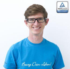 Stefan Reinwand, Tüv Rheinland zert. Personal Fitness Trainer