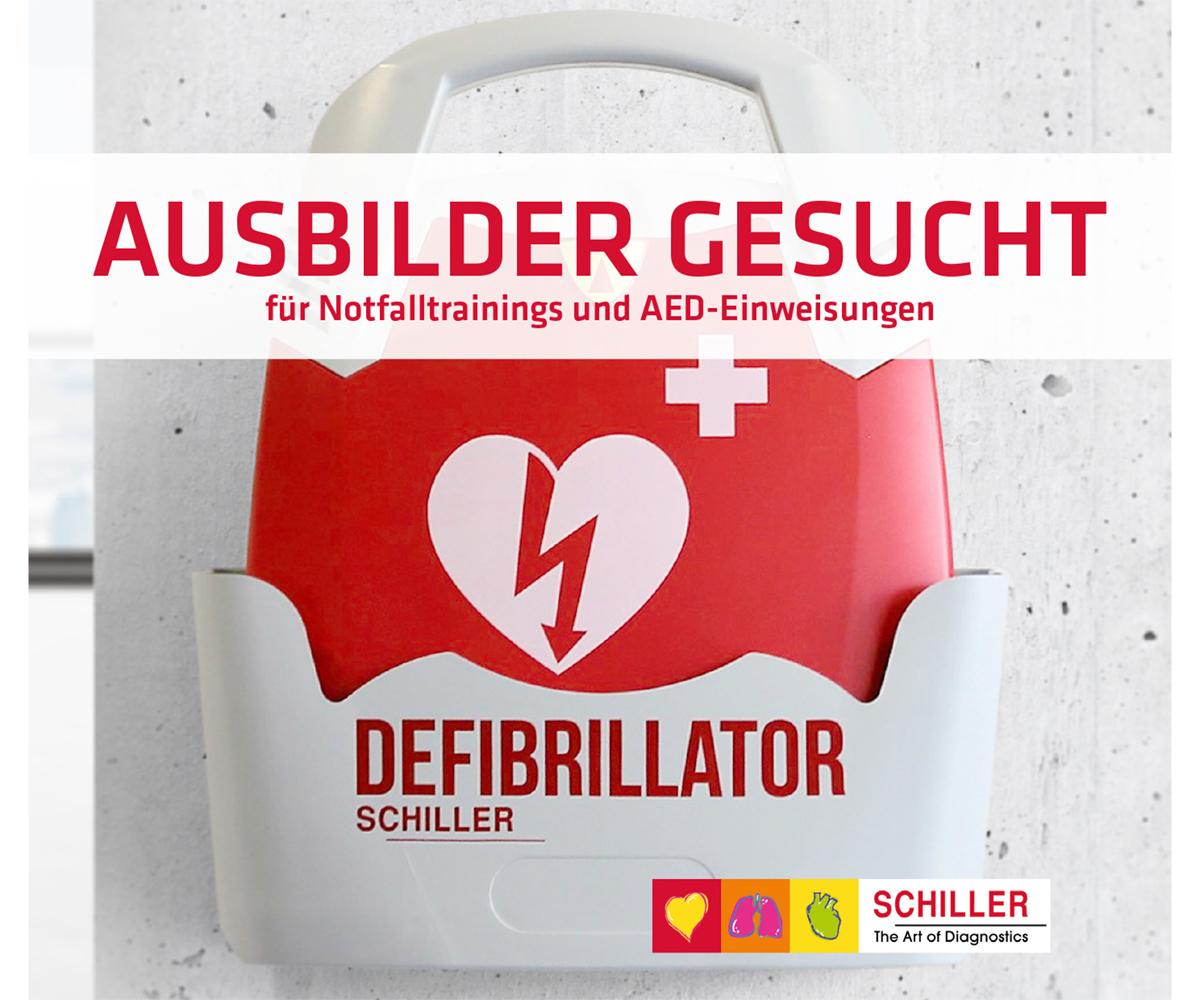 Leben retten mit dem Defibrillator - MAINLIKE®