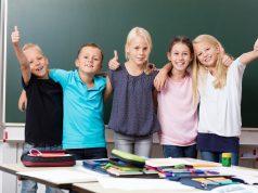 Ein Grund zur Freude: 6 Millionen Euro Bundesmittel fließen in Schulen in den Landkreisen Schweinfurt und Kitzingen.