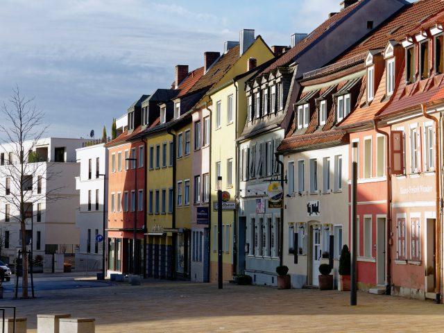 Erster Immobilienmarktbericht für die Landkreise Haßberge und Schweinfurt