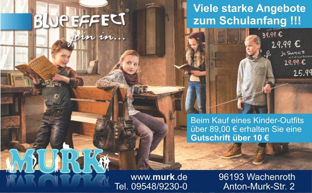 Murk - das perfekte Outfit für den Schulstart