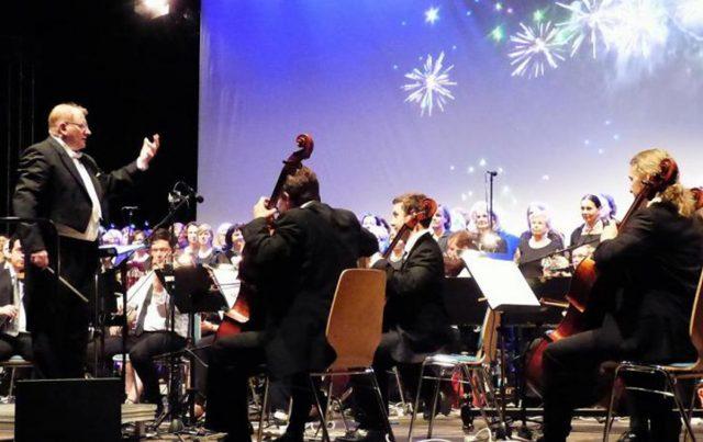 Junge Philharmonie Rhön-Grabfeld live in der Stadthalle Bad Neustadt