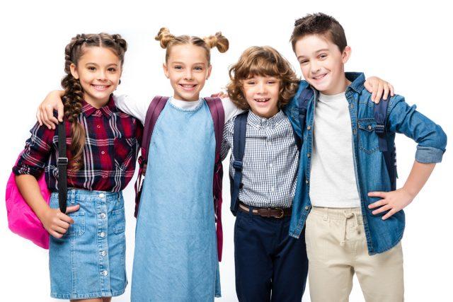 Mit dem perfekten Outfit und voller Selbstvertrauen in das neue Schuljahr starten!