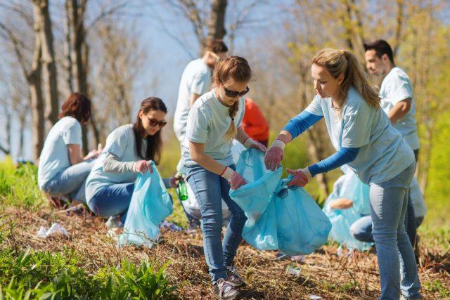 Ehrenamtliches Engagement ist eine wichtige Säule des Umweltschutzes.