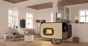 Moderne Holzfeuerstätten zählen zu den zukunftsfähigsten Systemen