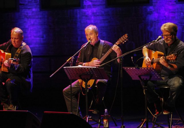 Leonard Cohen Project - Songs of Love and Hate, live. In der Stadthalle Bad Neustadt.