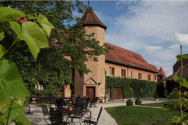 Werden Sie Teil des Teams in Wörners Schloss
