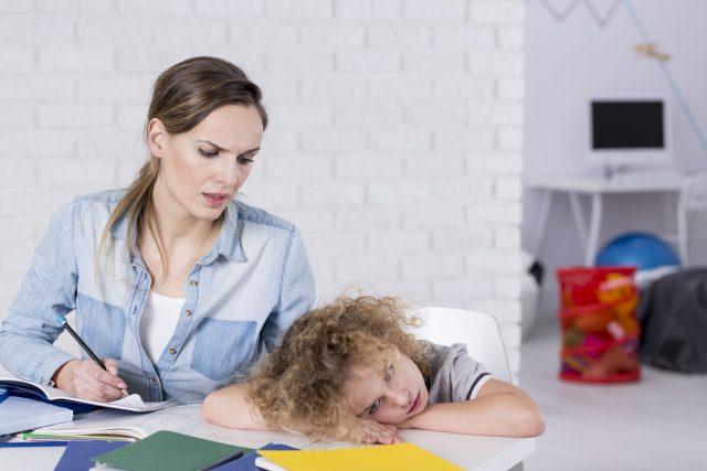 Familie, Beruf, Haushalt - vielfache Belastungen