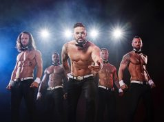 Chippendales live in Hof