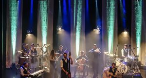 Huebnotix & the Velvet Voices in der Stadthalle Bad Neustadt